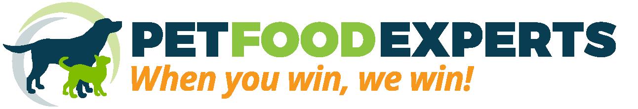 Pet Food Experts Logo